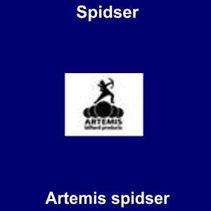 Artemis spidser