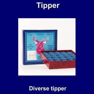 Diverse tipper
