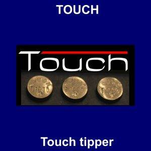 Touch tipper